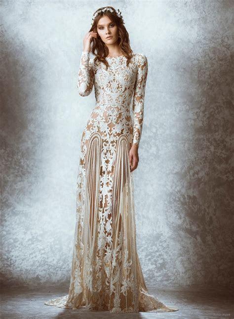 Zuhair Murad 2015 Fall Bridal Wedding Dresses (Photos)