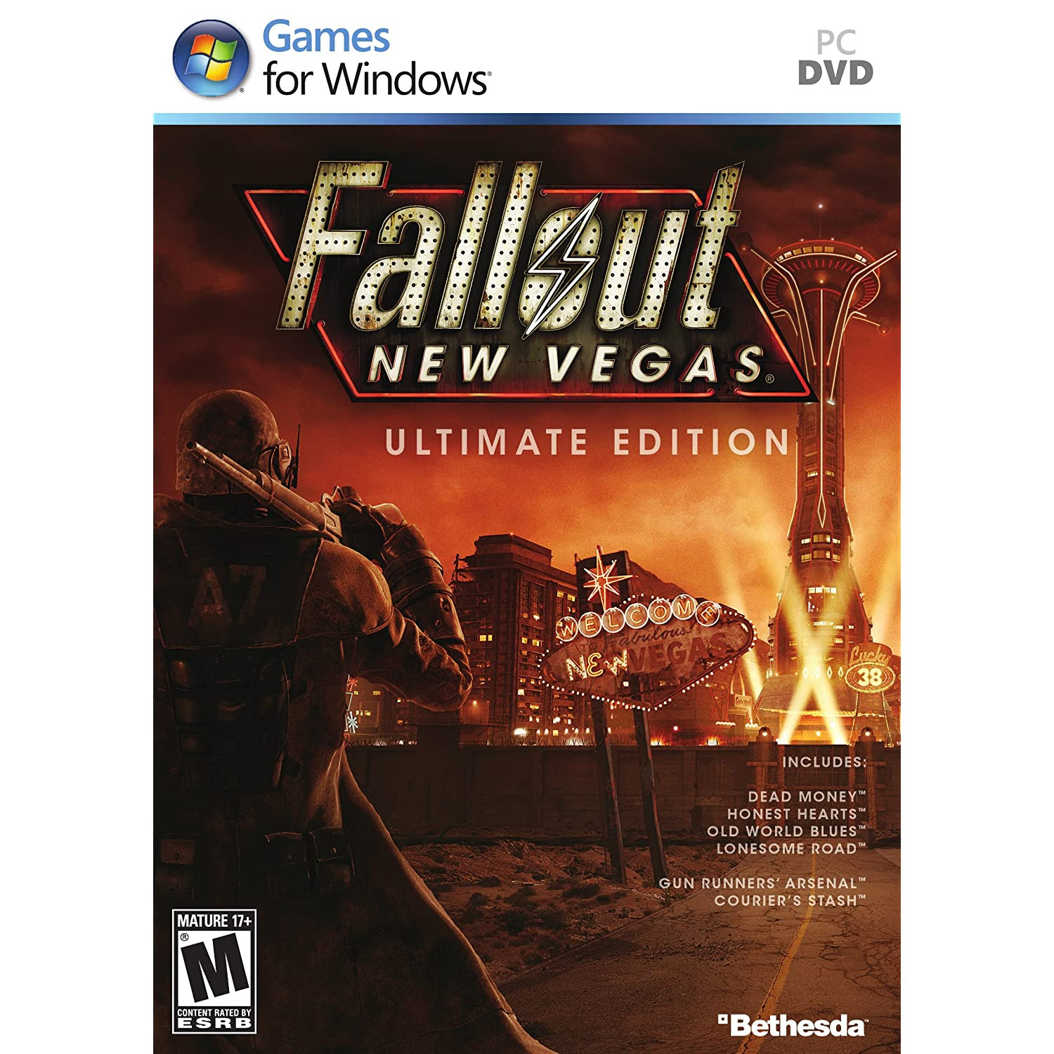 Fallout: New Vegas Ultimate Edition (360, PC, PS3) Ultimate Edition Announcement - Header