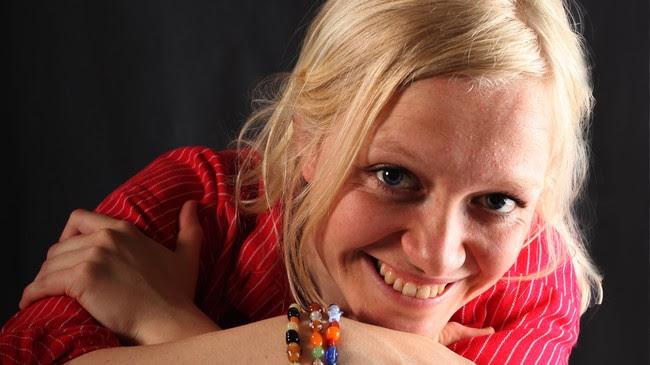 Maria Parr (Foto:Det Norske Samlaget)