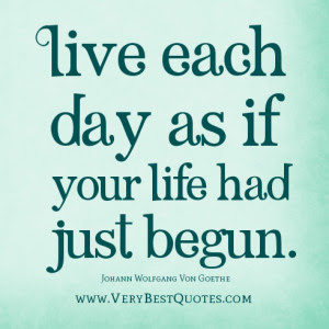 Quotes About Day By Day Life 122 Quotes