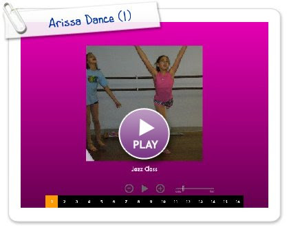 Click to play Arissa Dance