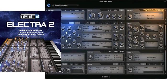 Tone2 Electra2 2.1 Full Crack โปรแกรมระบบเสียงคุณภาพ