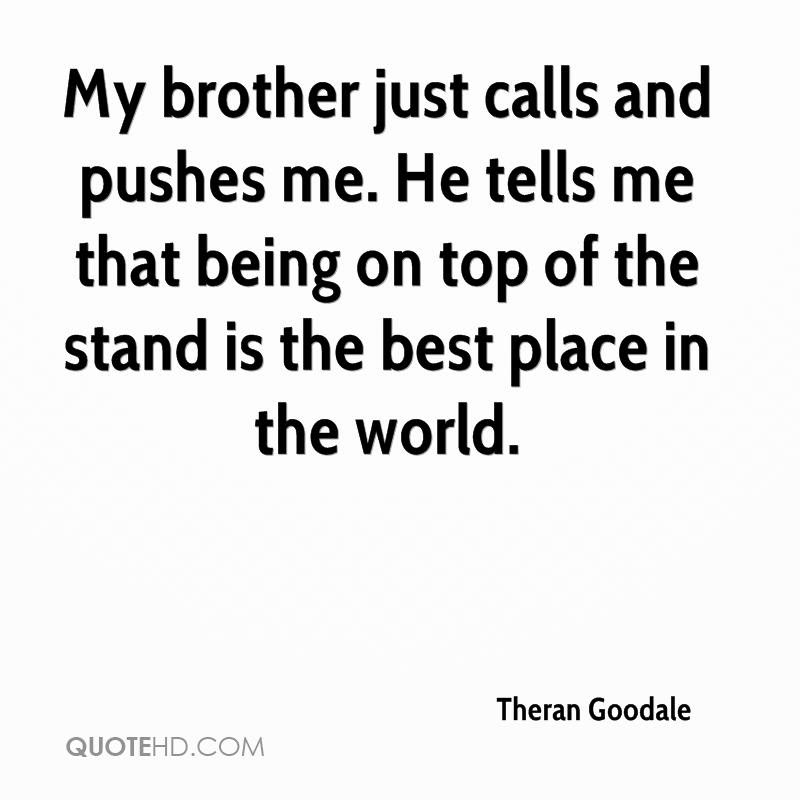 Theran Goodale Quotes Quotehd