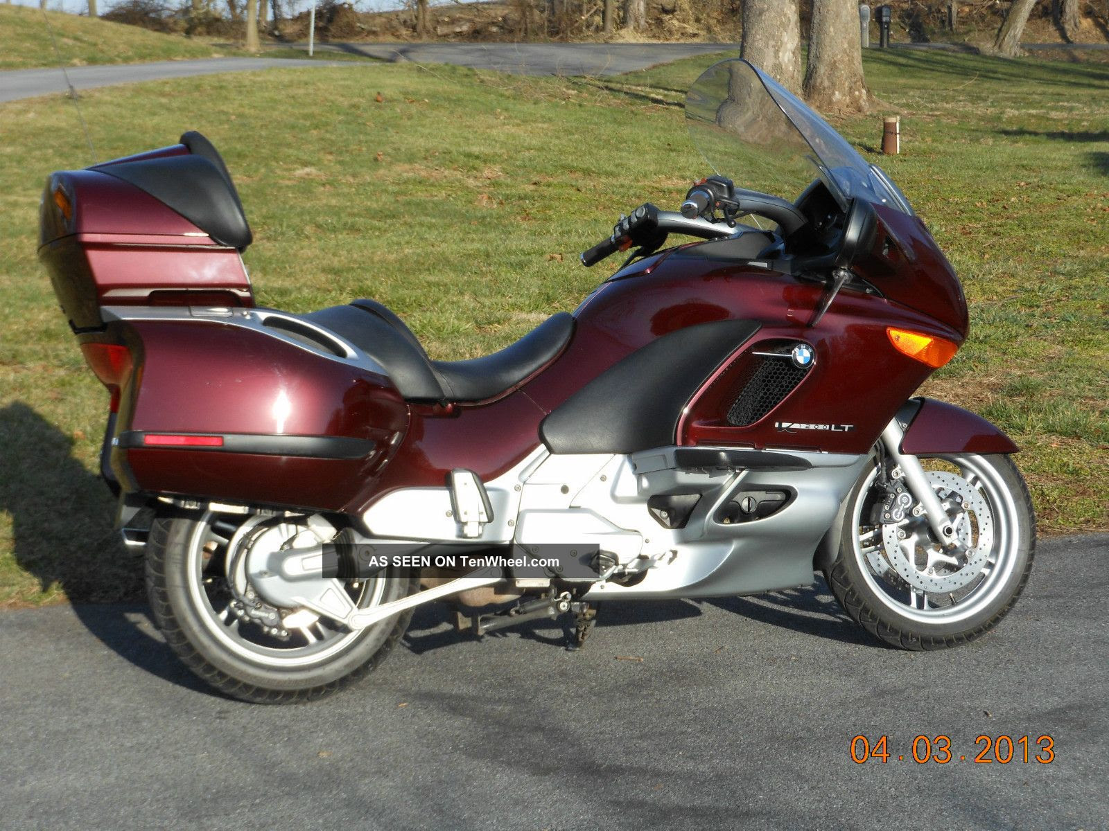 Pay For Bmw K1200lt Workshop Service Repair Manual K 1200 Lt Pictures .