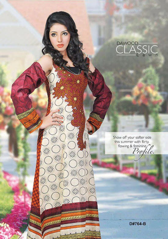 Dawood-Textile-Classic-Lawn-Collection-2013-New-Latest-Fashionable-Clothes-Dresses-12