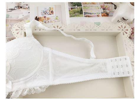 Tippet bra set wedding dress bride underwear sets push up