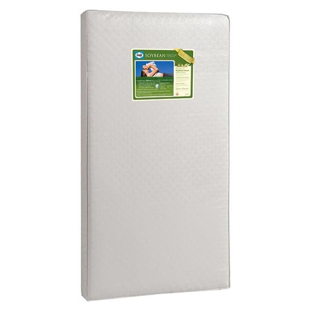 Sealy Soybean Foam-Core Crib Mattress Review   The Sleep Judge
