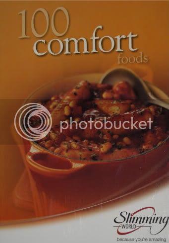 100 Comfort Foods book