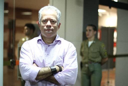 Policial esteve no Recife recentemente, onde visitou os familiares. Foto: Peu Ricardo/Esp/DP