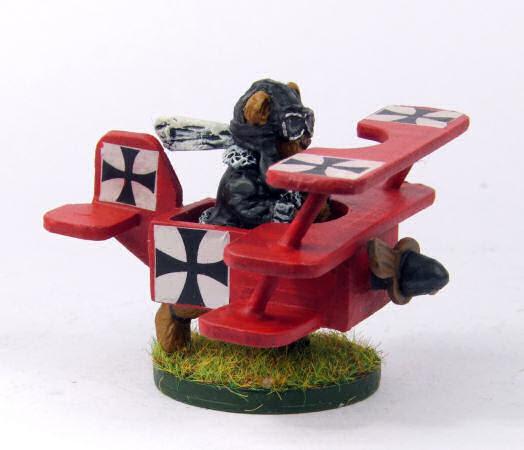 AirBear Fokker