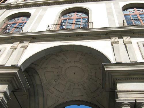 34-Entrance Uffizzi