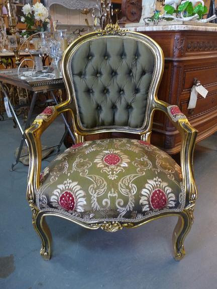 french style chair | Panda's House
