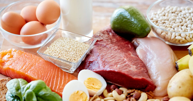 What foods and vitamins are good for skin?