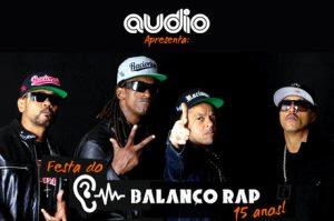 Racionais MC´s comemora os 15 anos do 'Balanço Rap' com show