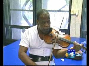Haitian Musician Released From Hospital