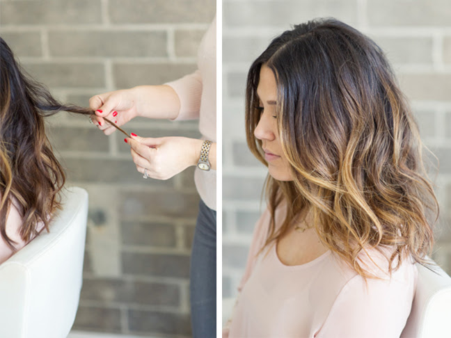 How to Style  a Lob or Long  Bob  Photos