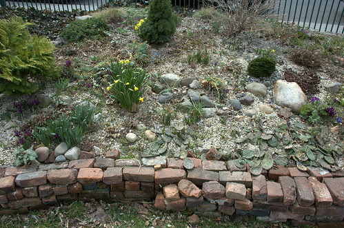Rock Garden, Summit Street Community Garden