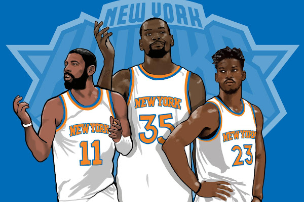 e2b3d6c40fa Knicks offseason preview  Can New York land Kyrie Irving