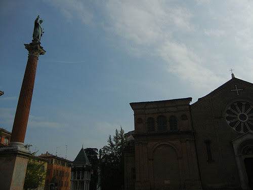 DSCN4607 _ Basilica di San Domenico, Bologna, 18 October