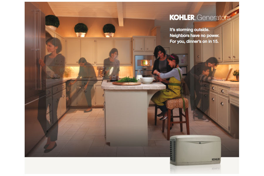 Amazon.com : Kohler 14RESAL-200SELS 14, 000-Watt Air-Cooled ...