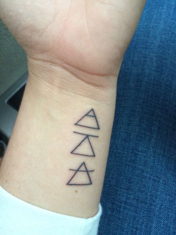 Chic Small Tattoo with Big Meanings - Easyday