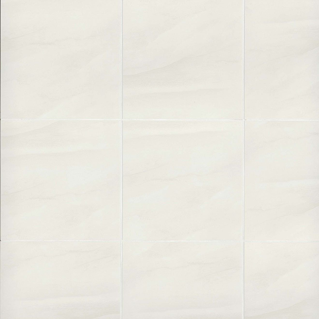 Serenity 18 X 18 Floor Wall Tile In White