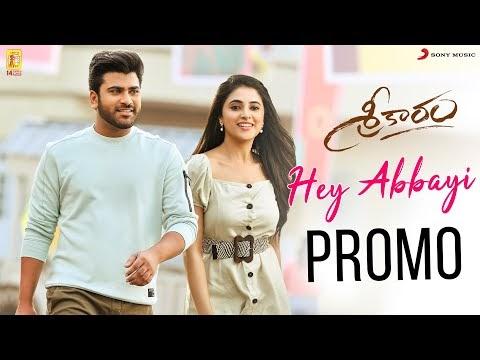 Hey Abbayi Sreekaram Movie Song Promo