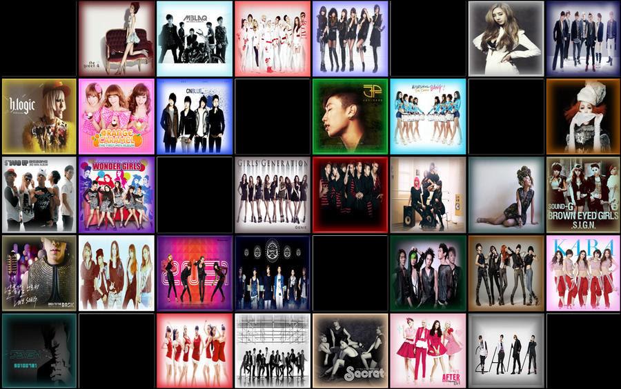 Image result for 2010 kpop
