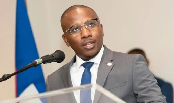 PRIMER MINISTRO INTERINO DE HAITÍ SE COMPROMETE A REALIZAR ELECCIONES DE ACUERDO AL CALENDARIO DE MOISE