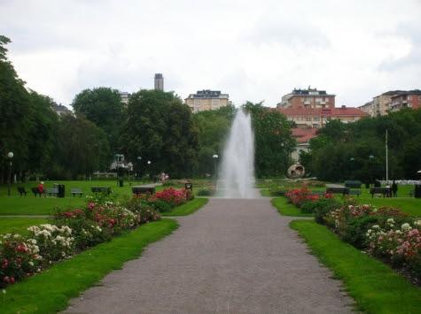 Café Tessinparken