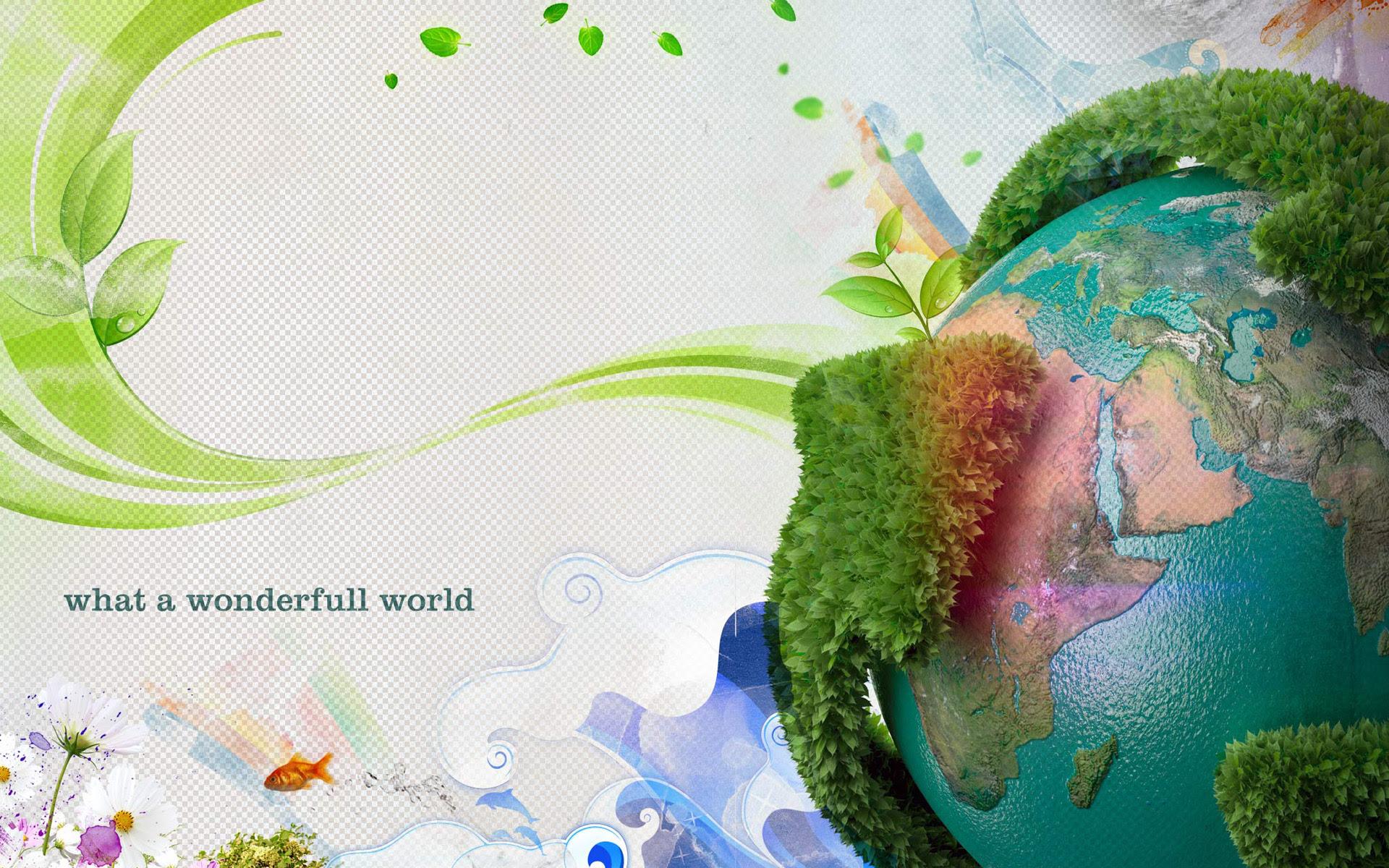 wallpaper earth day