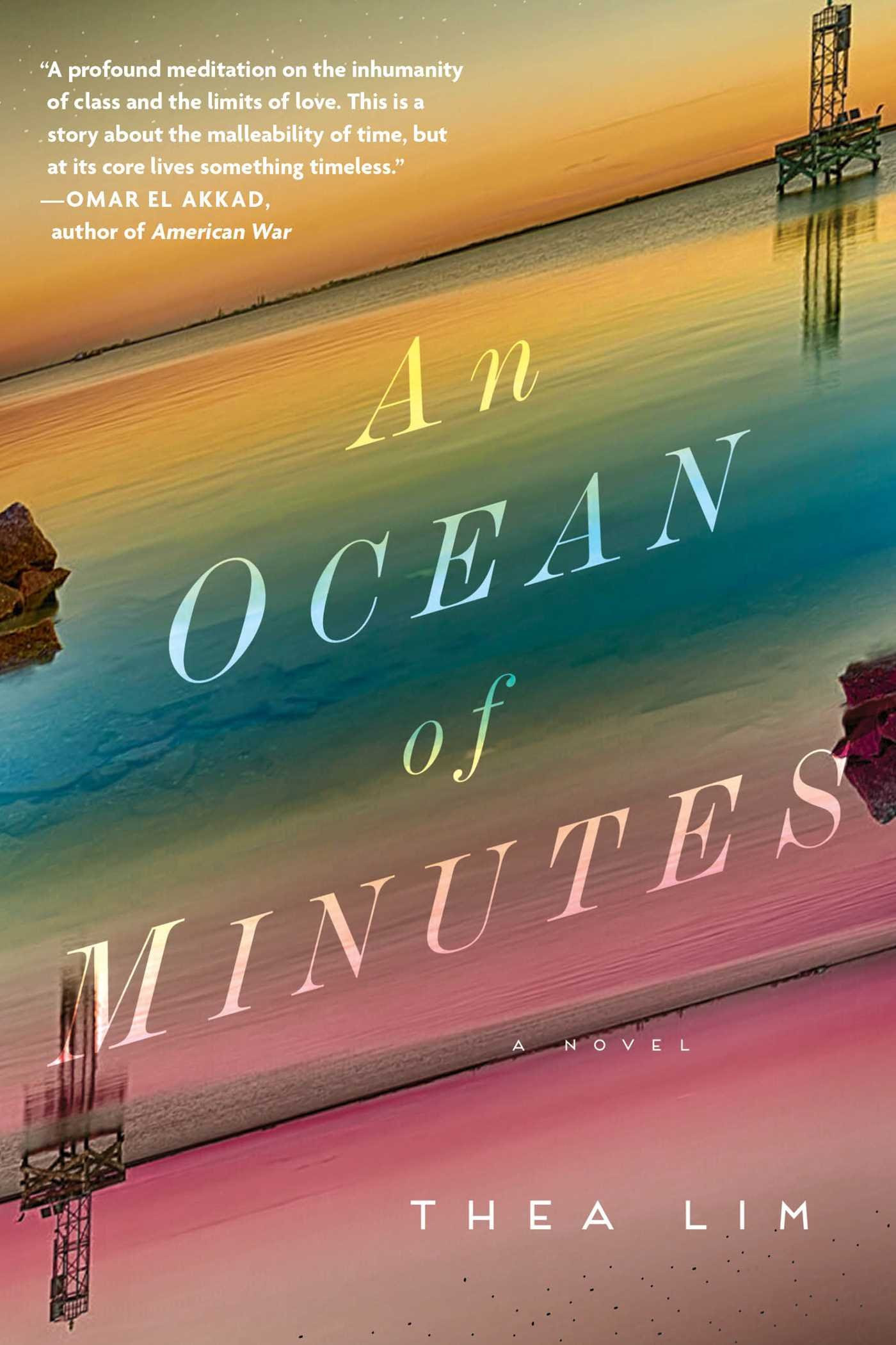 Kollabsfgetslit With Thea Lim Author Of An Ocean Of Minutes