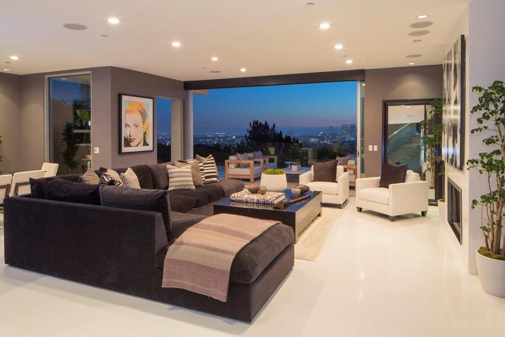 Harry Styles, Hollywood Hills home