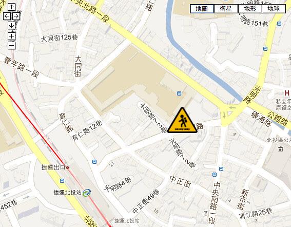 途中台北_地圖