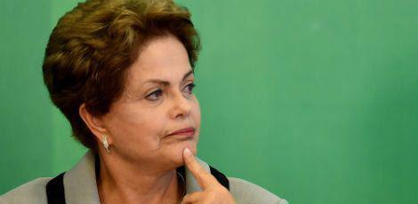 A reprovação do governo Dilma é a maior desde setembro de 1992, na época do impeachment do presidente Fernando Collor de Mello / Foto: EVARISTO SA / AFP