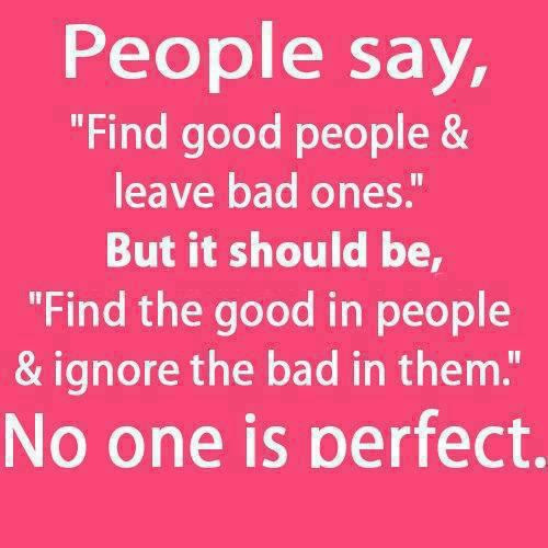 No One Is Perfect Quotes Meme Image 04 Quotesbae