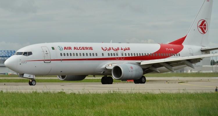 Air Algérie B737-800 900px
