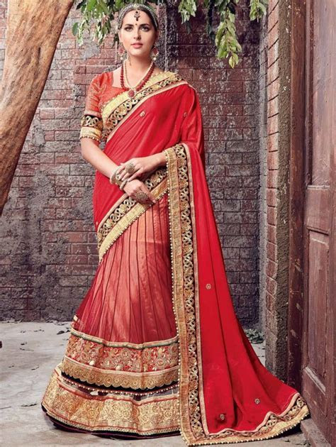 Indian Wedding Saree Latest Designs & Trends 2019 2029