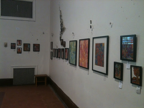 My paintings at Capitol Hill Presbyterian Church by megan_n_smith_99