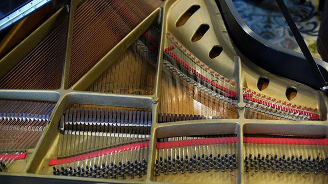 Chickering Grand Piano 132780 | Living Pianos