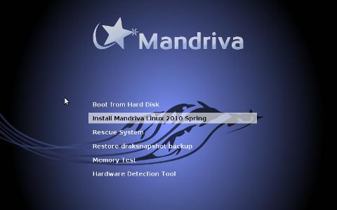 """Mandriva 2010.1 """"Spring"""" next 5 July"""