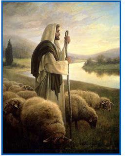 O pastor procura sua ovelha...