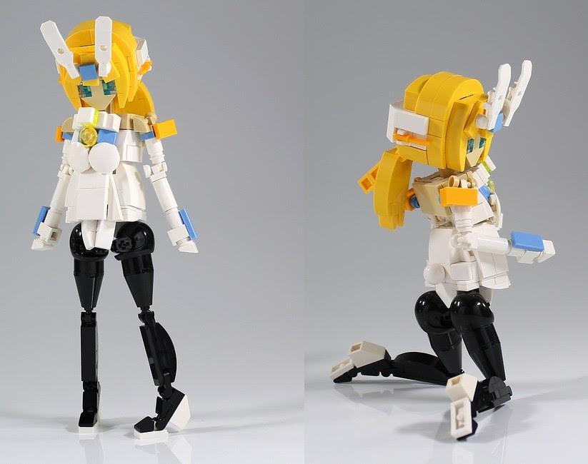 Fag Baselard Lego Moc Fagframe Arms Girl Baselard