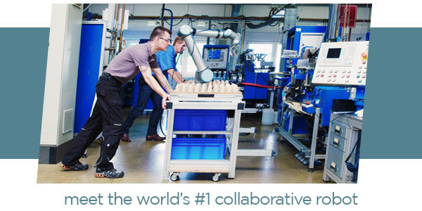FPE Automation and Universal Robots - Meet the world's #1 Collaborative Robot