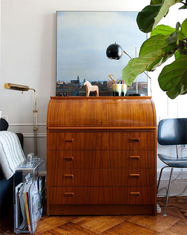Living Room | Manhattan Nest