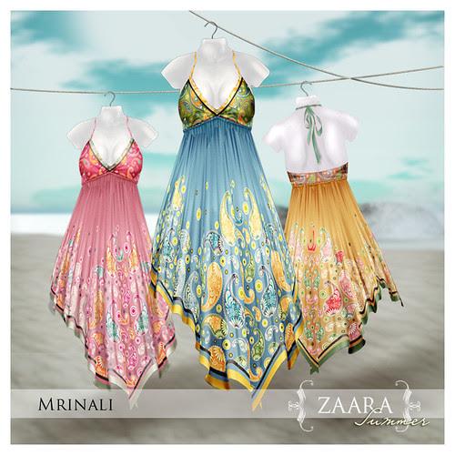 {Zaara} : Mrinali brights