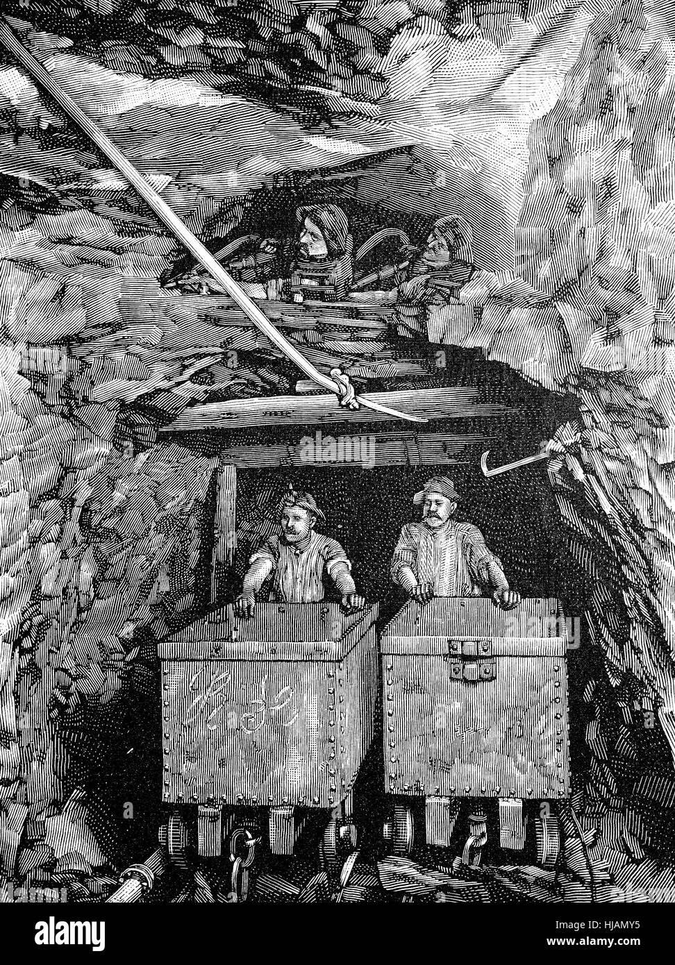 Slate Mining Stockfotos & Slate Mining Bilder - Alamy