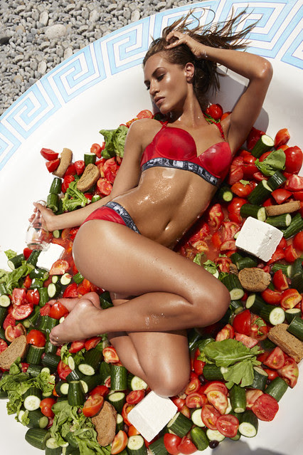 ANTM 17 Greek Salad - Dominique
