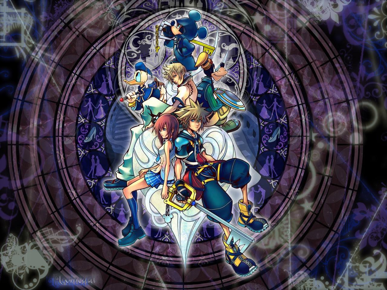 Kingdom Hearts Hd Wallpaper 1280x960 52462