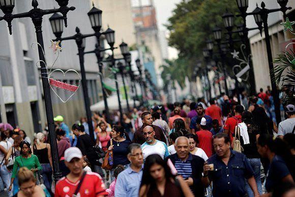 Imagen de una calle venezolana. Foto: Ueslei Marcelino/ Reuters.